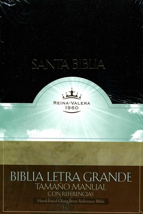 Biblia Letra Grande Manual /Imit/Indice