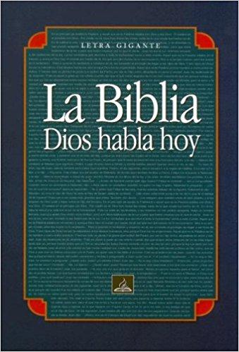 Biblia Dios Habla Hoy 063 Tapa Dura