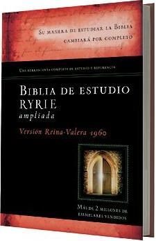 Biblia Ryrie Estudio Tapa Dura
