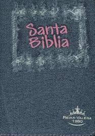 Biblia RVR 1960 Juvenil Jean Rosado