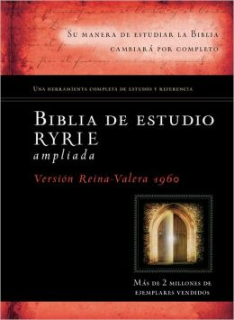 Biblia Ryrie Estudio T/D Indice