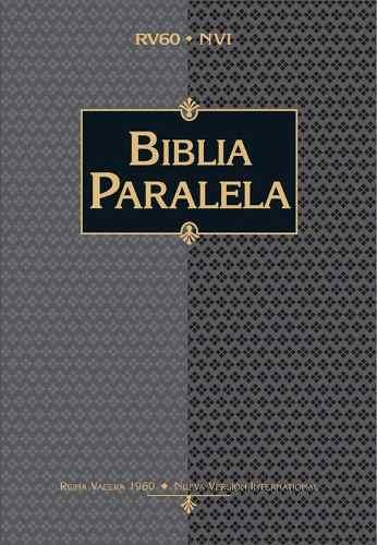 Biblia Paralela Tapa Dura RVR/NVI