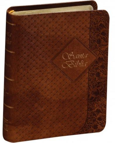 Biblia RVR025CTI Cafe