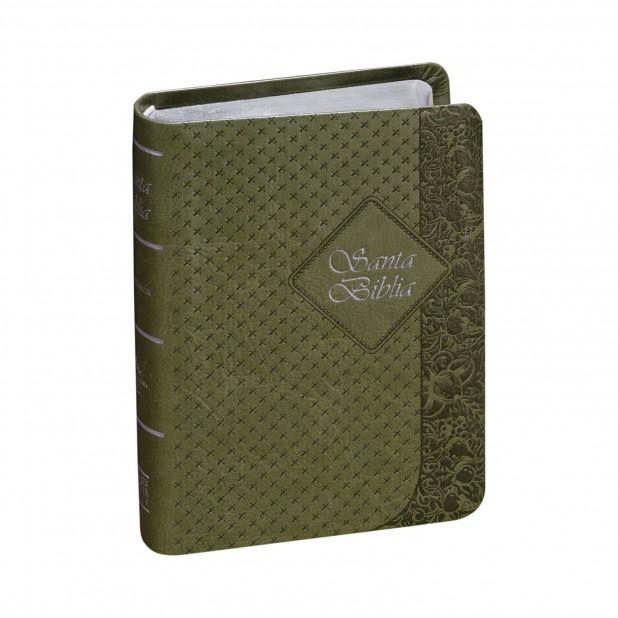 Biblia RVR025CTI Verde