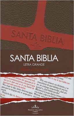 Biblia RVR065C Dos Tonos/ Cruz