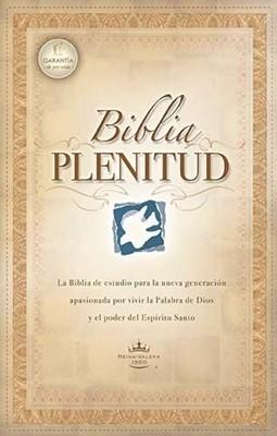 Biblia Plenitud Cuero Caja