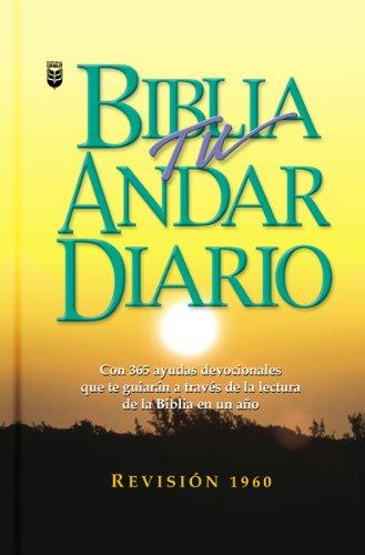Biblia Tu Andar Diario/Rustica