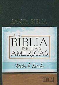 Biblia de las Américas de Estudio