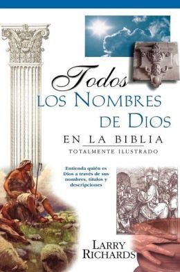 Todos los nombres de Dios en la Biblia