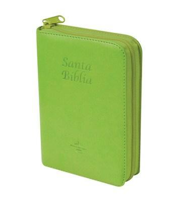 Biblia RVR025czlg Verde