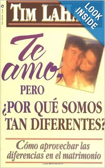 Te Amo, pero ¿por qué somos tan diferentes?