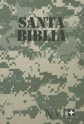 Biblia NVI Camuflaje Militar
