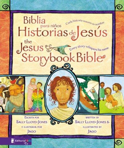 Biblia Historias de Jesús- Bilingue