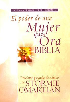 Biblia el poder de una mujer que ora - Cuero