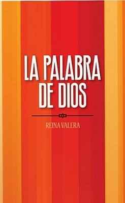 Biblia RVR 1997 Cartulina Naranja
