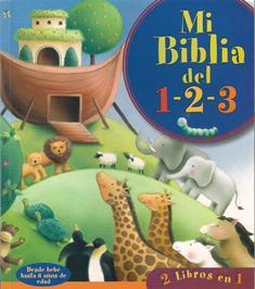 Mi biblia 1-2-3 de promesas