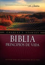 Biblia Principios de Vida - Cuero