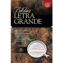 Biblia Letra Grande Caribe