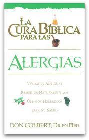 La cura bíblica para la alergias