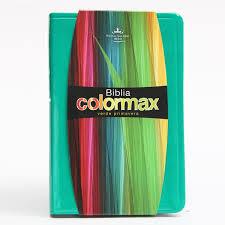 Biblia Colormax Verde Neon