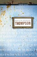 Biblia de referencia Thompson Tama�o Manual>