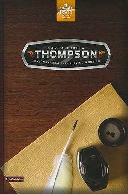 Biblia Thompson Edición Especial Tapa Dura