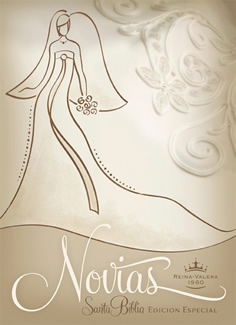 Biblia Para Novias Edición Especial/ Champana