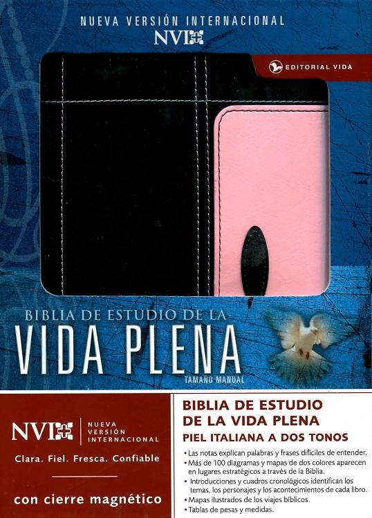 Biblia Vida Plena/ Caja Dos tonos