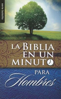 La Biblia en un minuto para hombres