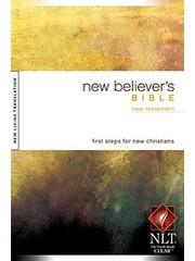 Nuevo Testamento - Ingles NLT