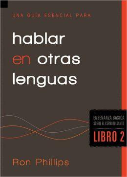 Hablar en otras lenguas