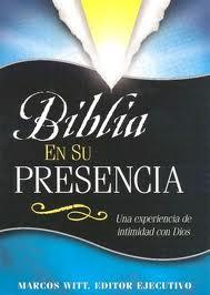 Biblia En Su Presencia