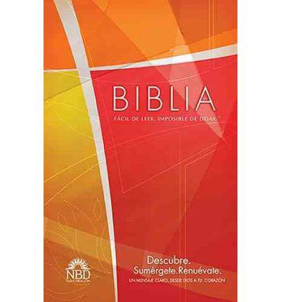 Biblia NBD- Al Dia Tapa Cartulina