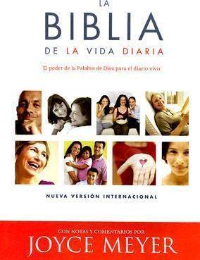 Biblia de la Vida Diaria - Cuero