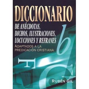 Diccionario de anécdotas dichos ilustraciones