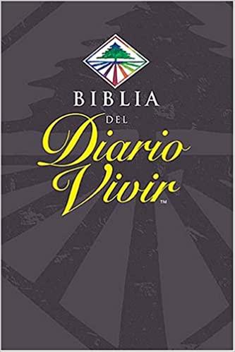 Biblia del Diario Vivir Tamaño Manual