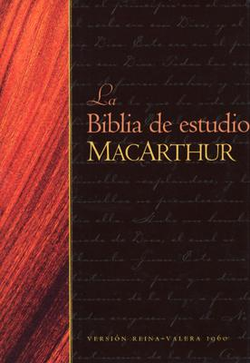 Biblia Macarthur Estudio