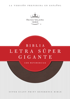 Biblia Letra Supergigante RVR 1960