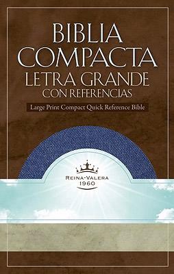 Biblia Compacta Letra Grande con Referencias