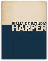Biblia de Estudio Harper - Tapa Dura