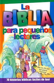 La biblia para pequeños lectores