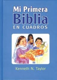 Mi Primera Biblia en Cuadros - Celeste