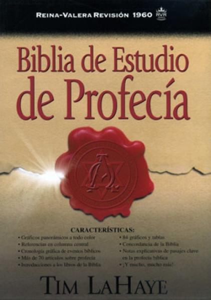 Biblia de Profecía de Estudio