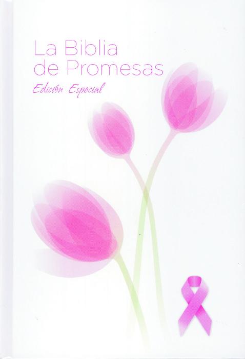 Biblia de Promesas Edición  Especial - Cáncer