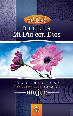 Biblia Mi Dia con Dios Mujer Rustica