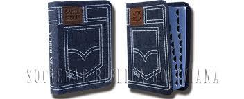 Biblia RVR024CJZ Jean