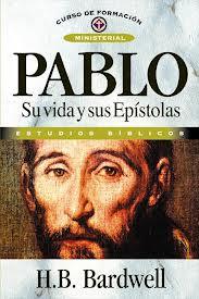 Pablo su vida y espístola