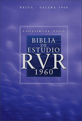 Biblia de RVR-60 Vida Estudio