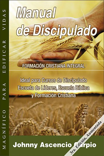 Manual de discipulado y formación cristiana