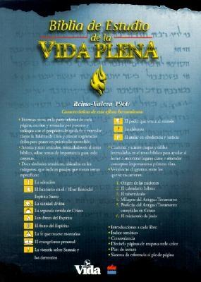 Biblia vida plena Imitación